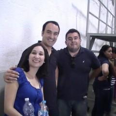 con Eva e Nacho (Baja California)