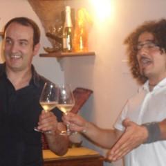 con Antonio D'Alessandro