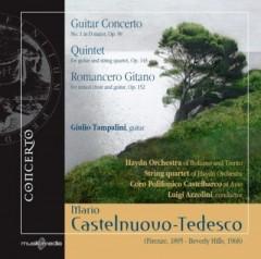 CASTELNUOVO TEDESCO HAYDN