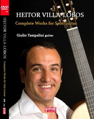 VILLA-LOBOS-DVD
