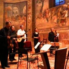Concertino per chitarra e archi di G. Facchinetti